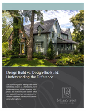 Design Build vs. Design Bid Build