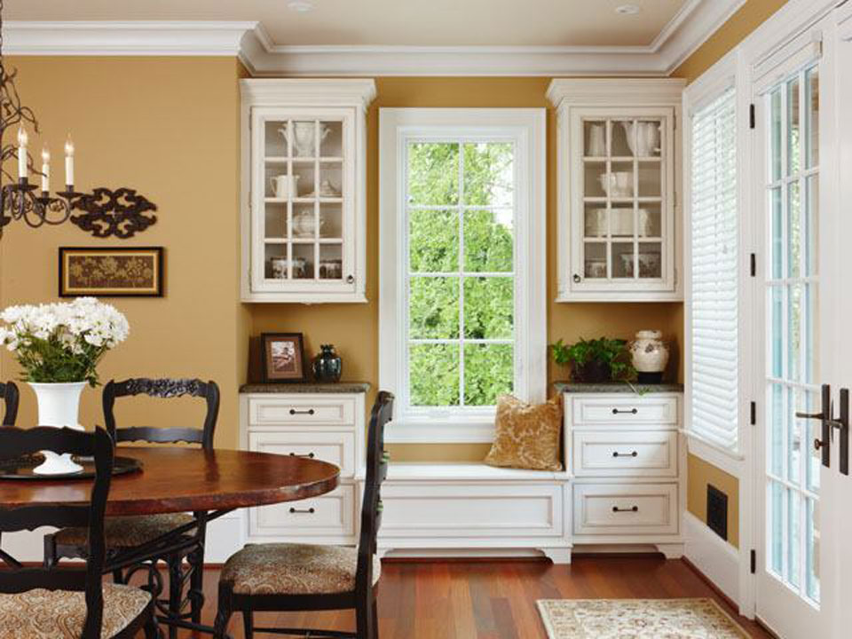built ins create a cohesive look throughout your home custom - How To Make Custom Built In Bookshelves